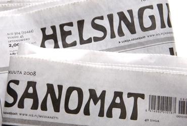 Финская столичная газета избавилась от главного редактора