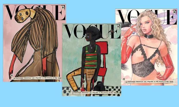 Модне видання Vogue Italia відмовилося від фотосесій як жест підтримки збереження довкілля