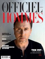 L'OFFICIEL HOMMES №14 07/2013