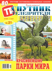 Спутник телезрителя №21 05/2020