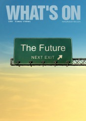 What's On №3 01/2014