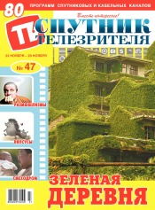 Спутник телезрителя №47 11/2020