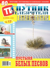 Спутник телезрителя №17 04/2021