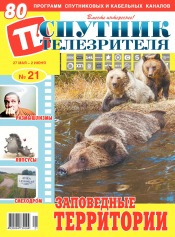 Спутник телезрителя №21 05/2019