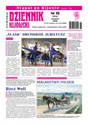 Dziennik Kijowski №15 08/2018