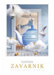 Діловий журнал «BUSINESS ZAVARNIK CONVERGENT MEDIA №6 09/2021