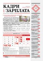 Кадри і зарплата №18 09/2018