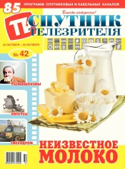 Спутник телезрителя №42 10/2017
