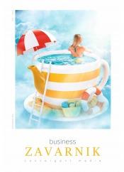 Діловий журнал «BUSINESS ZAVARNIK CONVERGENT MEDIA №4 06/2021