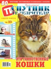 Спутник телезрителя №33 08/2019