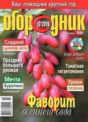 Огородник №10 10/2019