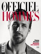 L'OFFICIEL HOMMES №9 03/2012