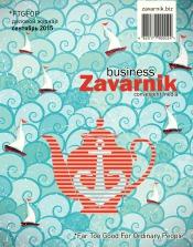 Діловий журнал «BUSINESS ZAVARNIK CONVERGENT MEDIA №9 09/2015