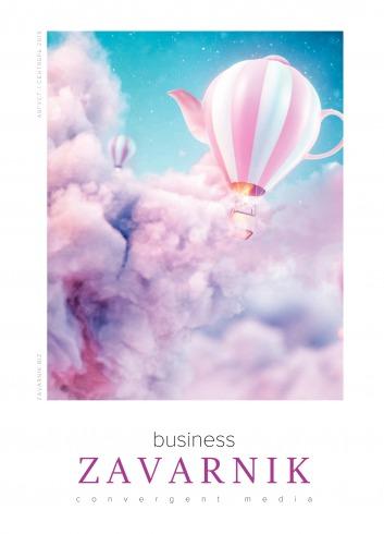 Діловий журнал «BUSINESS ZAVARNIK CONVERGENT MEDIA №9 09/2019