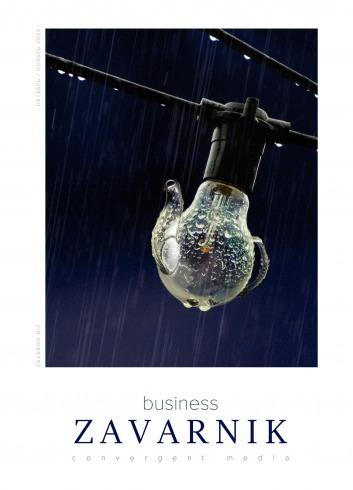 Діловий журнал «BUSINESS ZAVARNIK CONVERGENT MEDIA №10-11 11/2020