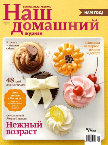 Наш домашний журнал №9 09/2013