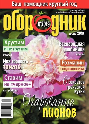 Огородник №6 06/2019