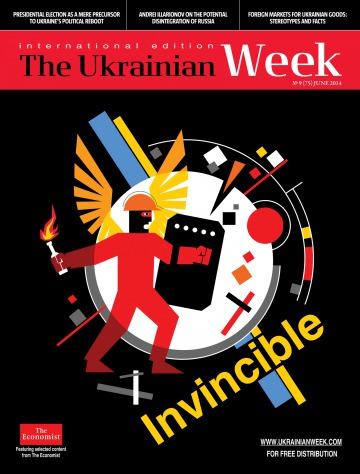 The Ukrainian Week №9 06/2014