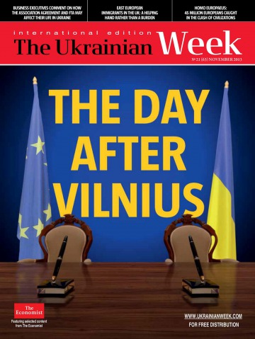 The Ukrainian Week №21 11/2013