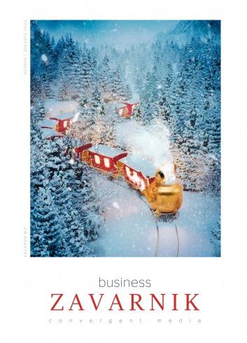 Діловий журнал «BUSINESS ZAVARNIK CONVERGENT MEDIA №11-12 12/2020