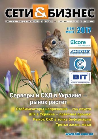 Сети и бизнес №1 03/2017
