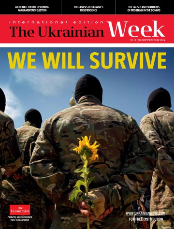 The Ukrainian Week №12 09/2014